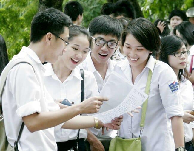 Bộ GD-ĐT vừa công bố đề tham khảo của tất cả các môn thi dự kiến sẽ diễn ra trong kỳ thi THPT quốc gia 2020.