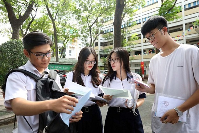 Nóng: Bộ GD-ĐT công bố đề tham khảo thi tốt nghiệp THPT 2020