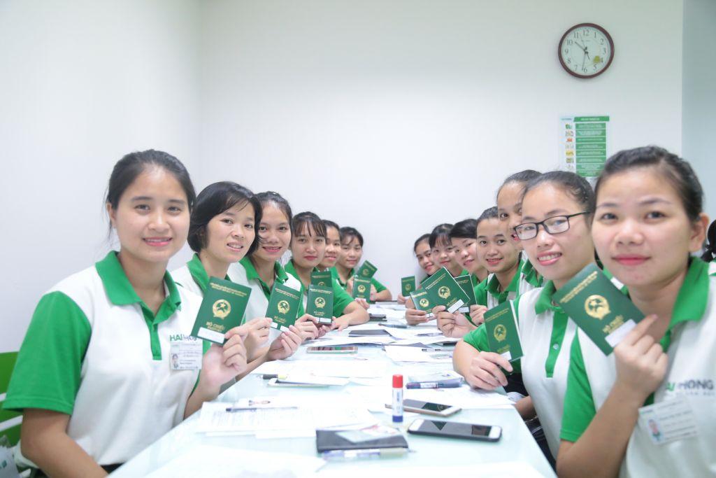 Hải Phong., Jsc nhận bằng khen doanh nghiệp phái cử nhân lực có thành tích xuất sắc giai đoạn 2015 -2020