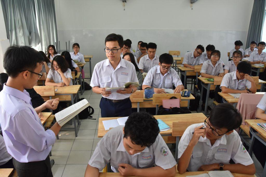 Bộ GDĐT: Công bố đề thi tham khảo kỳ thi tốt nghiệp THPT trong tháng 3 - Cao đẳng Kỹ Thuật - Công nghệ Bách Khoa (CTECH)