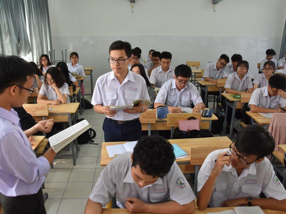 Bộ GDĐT: Công bố đề thi tham khảo kỳ thi tốt nghiệp THPT trong tháng 3