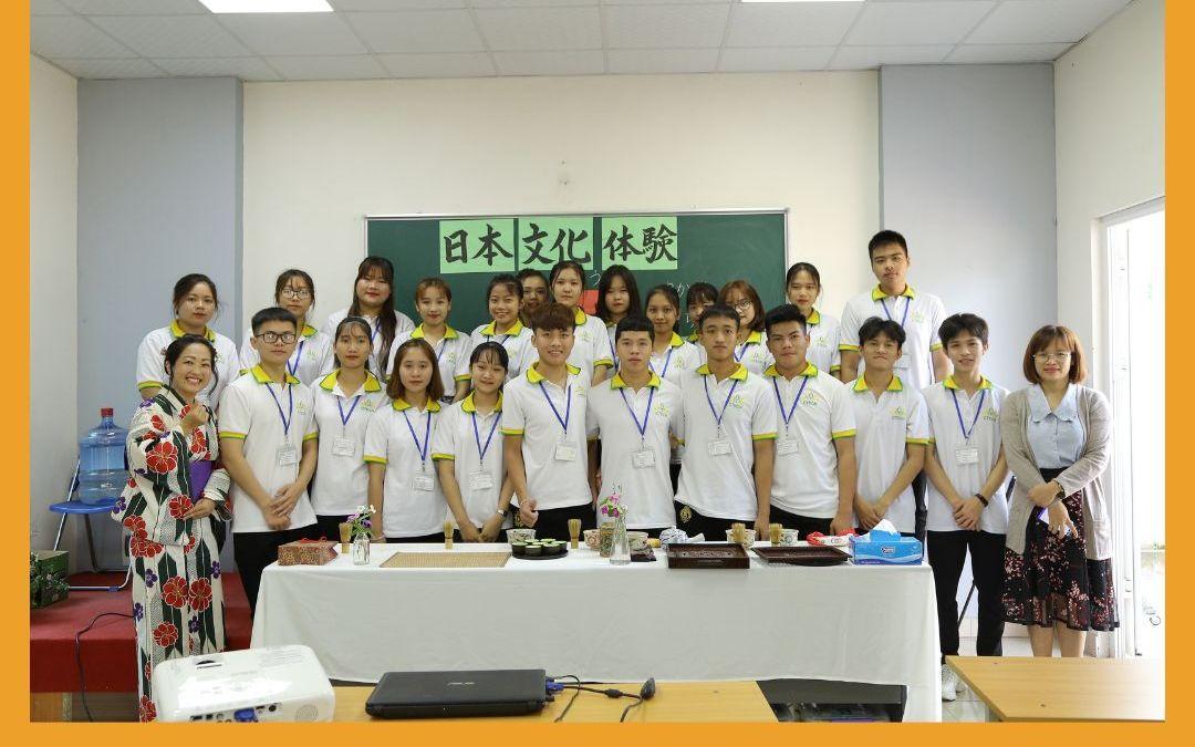 Tìm hiểu nhanh về Ngành Tiếng Nhật của Trường CĐ Kỹ thuật – Công nghệ Bách Khoa