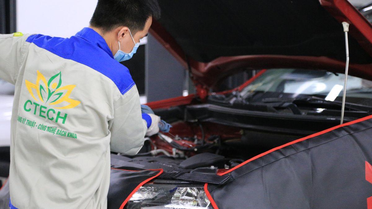 Cần tố chất gì để thành công trong ngành Công nghệ Ô tô